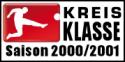 Archiv Saison 2000/2001