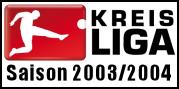 Archiv Saison 2003/2004