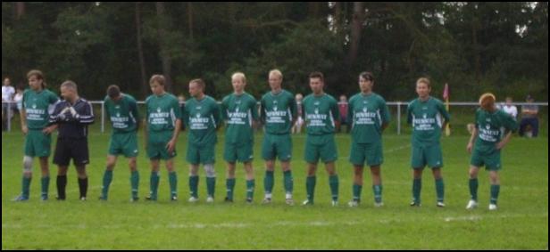 Mannschaftsfoto FRV Plöwen 2008/2009