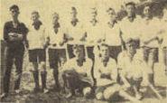 Mannschaftsfoto FRV Plöwen vor 1945